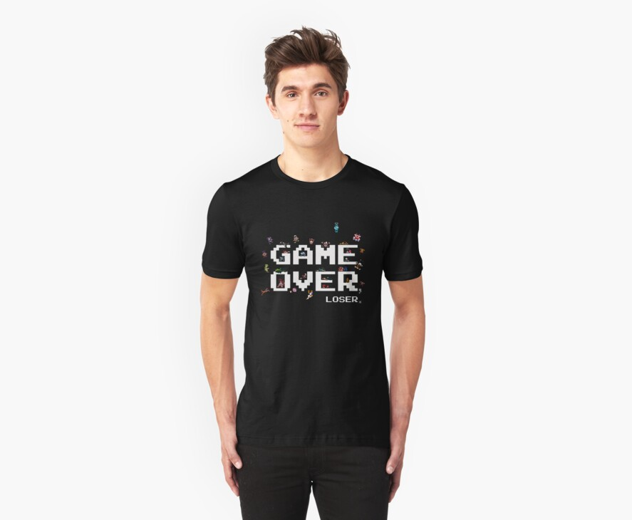 Game Over! by TeamJawline