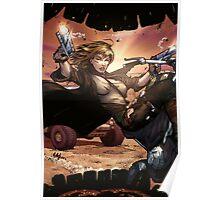 Resident Evil: Alice Print Poster