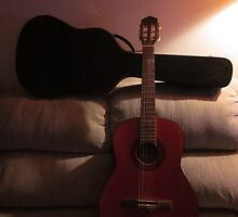 My Guitar Will Help by Guy Ricketts