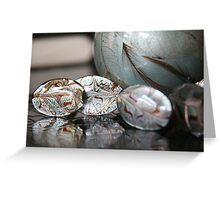 Shimmer ..... Greeting Card
