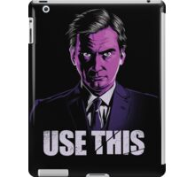 USE THIS! iPad Case/Skin