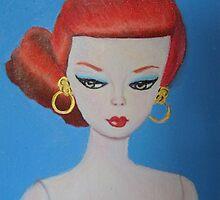 Titian Barbie by RustyandJosh