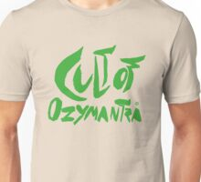 Cult of Ozymantra - Olive Unisex T-Shirt