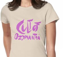 Cult of Ozymantra - Milk Womens Fitted T-Shirt