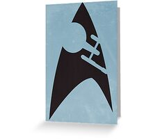 Trek Greeting Card