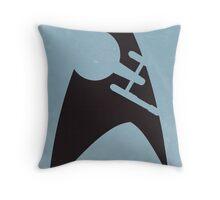 Trek Throw Pillow