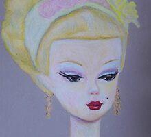 Blonde Barbie by RustyandJosh