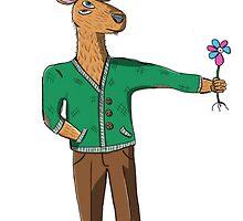 Deer Guy by Dillon Finley