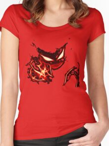 Haunter Women's Fitted Scoop T-Shirt