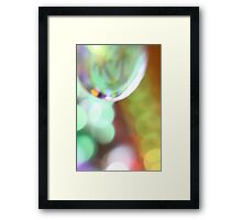 Day 11 ~ Plastic Jewelry Framed Print