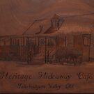 PYROGRAPHY: In The Moonlight by aussiebushstick