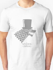 Sir, A Wedding Is Coming T-Shirt