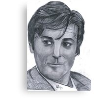 Alain Delon Canvas Print