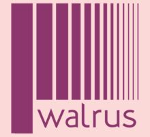 Walrus Fucsia Doppler Kids Clothes