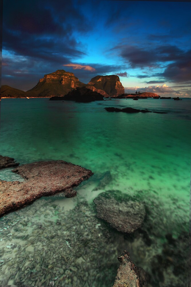 Lord Howe Island by Claire Walsh