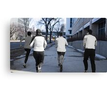 Chilled Cement Canvas Print