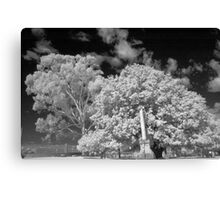 Trees detailed Canvas Print