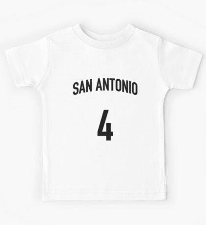 San Antonio #4 Kids Tee
