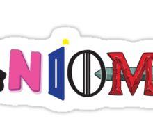 fandoms together at last Sticker