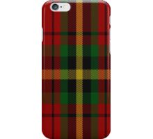 02718 Thirkill (Dalgliesh) Clan/Family Tartan Fabric Print Iphone Case iPhone Case/Skin