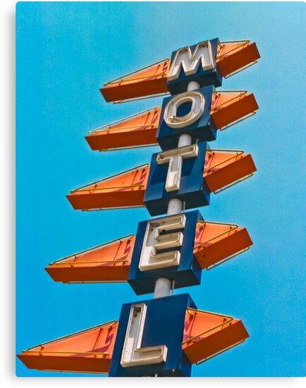 Motel by matthewbam