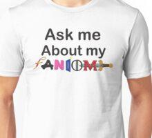 fandoms together at last Unisex T-Shirt