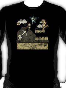 Mega Man Joins The Battle! T-Shirt
