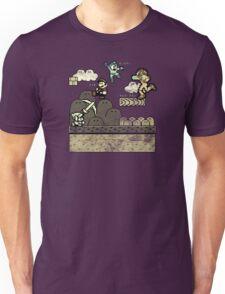Mega Man Joins The Battle! Unisex T-Shirt