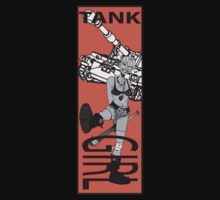tank girl by tiffanyo