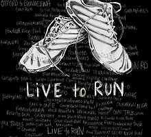 Live to Run by CYCOLOGY