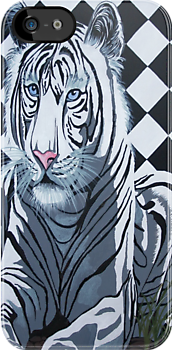 White Tiger by taiche