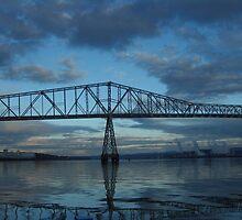 Sunrise Bridge by irishbarc
