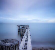 Into The Deep Blue by Shari Mattox-Sherriff