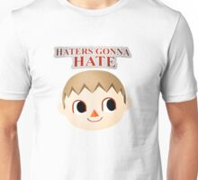 Smash Bros Villager Unisex T-Shirt