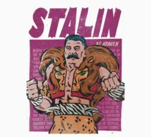 Stalin as Kraven by saboe