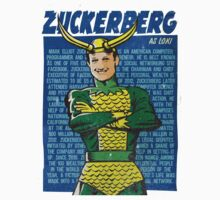 zuckerberg as Loki by saboe