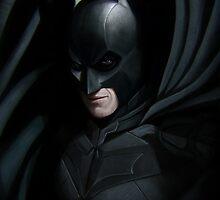 The Dark Knight by saboe