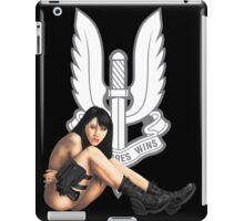 SAS Black Ops Pinup iPad Case/Skin