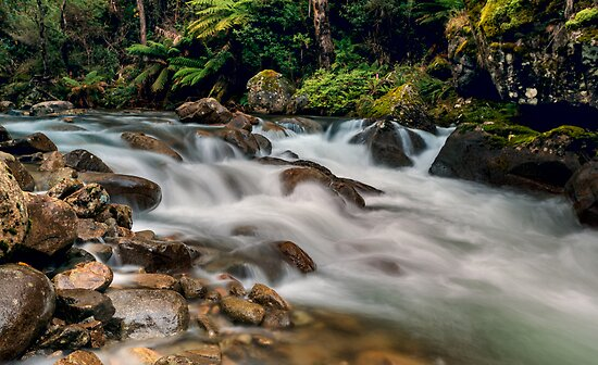 Natural Smoother by Mark  Lucey