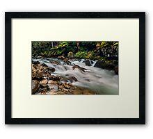 Natural Smoother Framed Print
