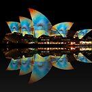 Sydney Opera House by fernblacker