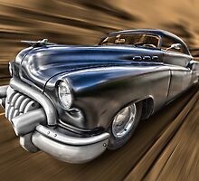 Buick Eight by Geoff Carpenter