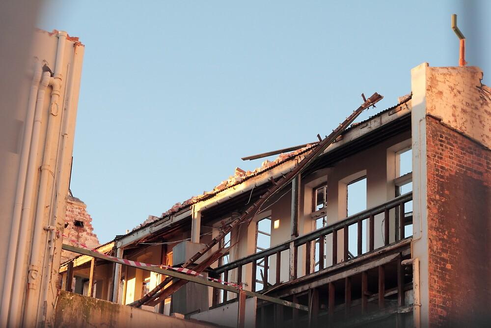 two, demolition street by oliversutton
