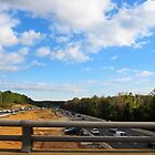 The Beltway near Georgetown Pike by Bine