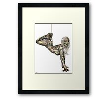 1st Special Forces Group Pinup Framed Print
