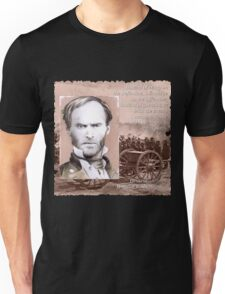 General Sherman on the Offensive Unisex T-Shirt