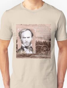 General Sherman on the Offensive T-Shirt