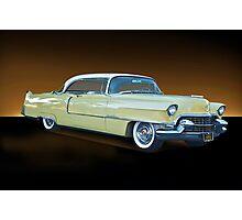 1955 Cadillac Coupe De Ville 116 Photographic Print