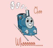 Choo Wooo T-shirt One Piece - Short Sleeve
