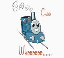 Choo Wooo T-shirt by Dennis Melling